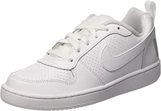 Nike Court Borough Low (GS), Zapatillas de Baloncesto Unisex Niños