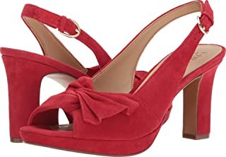 Naturalizer Women's Fawn Hot Sauce Suede 5 M US M (B)