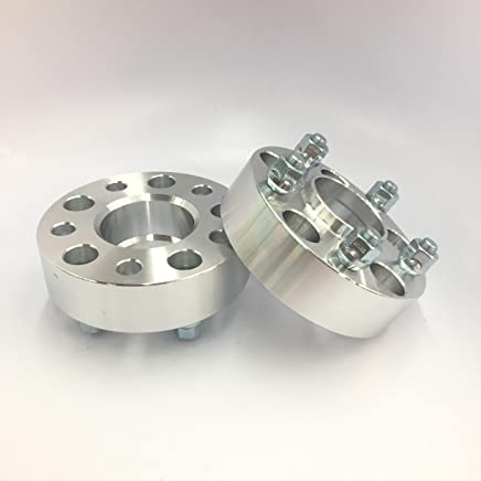Wheel Slip On Spacers 6 mm 5x120.6 70.3 mm Hub Centric 2 PCS