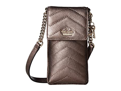 Kate Spade New York Quilted North/South Phone Crossbody