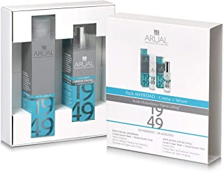 Arual Pack Anti-Edad Crema Facial 50 ml + Sérum Facial 35 ml