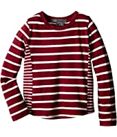 Vince Kids - Mixed Stripe Top (Toddler/Little Kids)