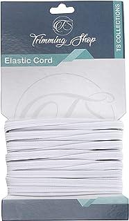 5 mm płaska elastyczna taśma - biały elastyczny sznurek szeroki elastyczny sznurek do samodzielnego szycia odzieży rzemieś...