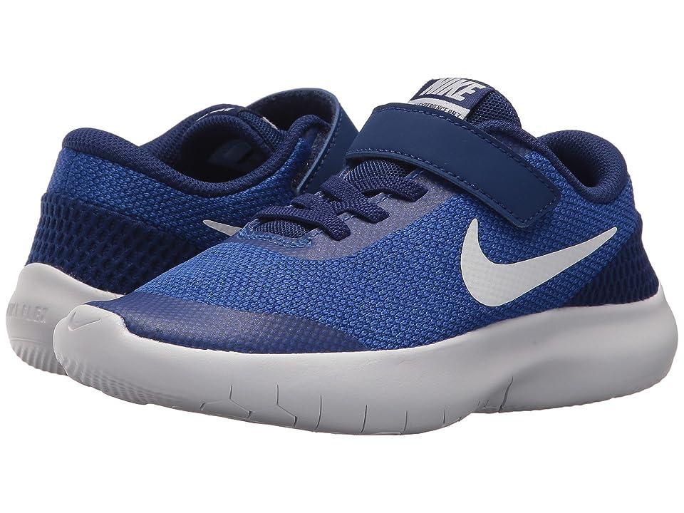 Nike Kids Flex Experience Run 7 (Little Kid) (Hyper Royal/White/Deep Royal Blue) Boys Shoes