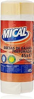 comprar comparacion Mical - Bolsas de basura perfumadas - 45x47 - 40 unidades