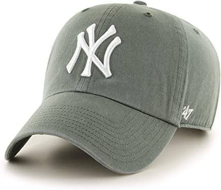 finest selection b6106 aa762 47 MLB New York Yankees CLEAN UP Cap – Cotton Twill Unisex Baseball Cap  Premium Quality