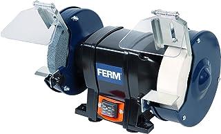 FERM BGM1020 Amoladora (150 mm, 250 W, muela doble, 230 V,