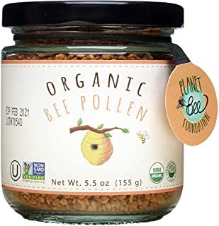 Sponsored Ad - GREENBOW Organic Bee Pollen - 100% USDA Certified Organic, Pure, & Natural Bee Pollen - Superfood Packed wi...