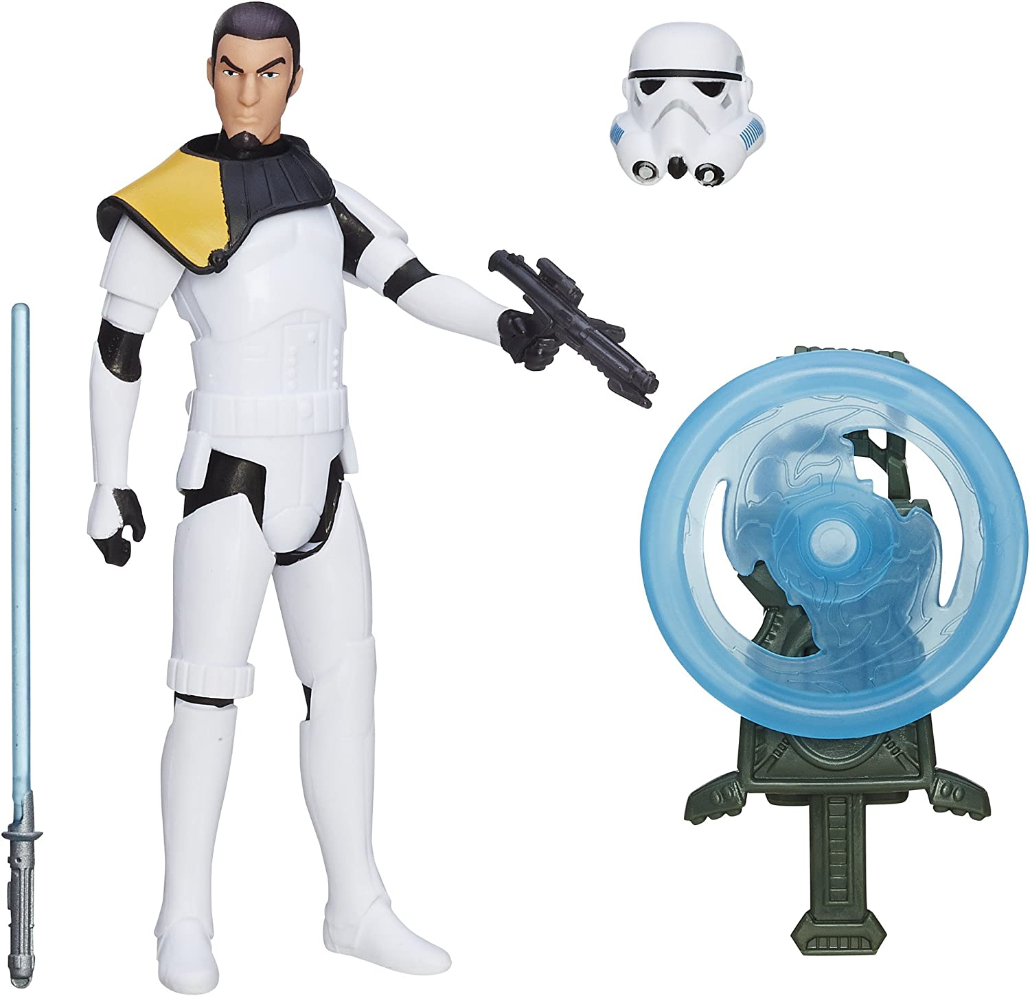 Star Wars Miami Mall Rebels Kanan Figure A surprise price is realized Disguise Jarrus Stormtrooper