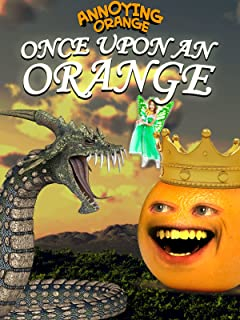 Clip: Annoying Orange - Once Upon an Orange