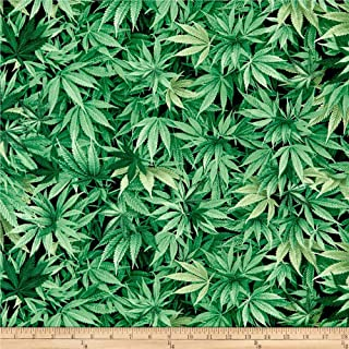 Best leaf print fabric cotton Reviews