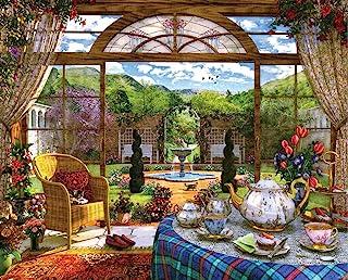 Springbok's 1000 Piece Jigsaw Puzzle The Conservatory, Multi