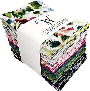 Kelly Ventura Field Day Fat Quarter Bundle 22pc Precut Cotton Fabric Quilting FQs Assortment Windham