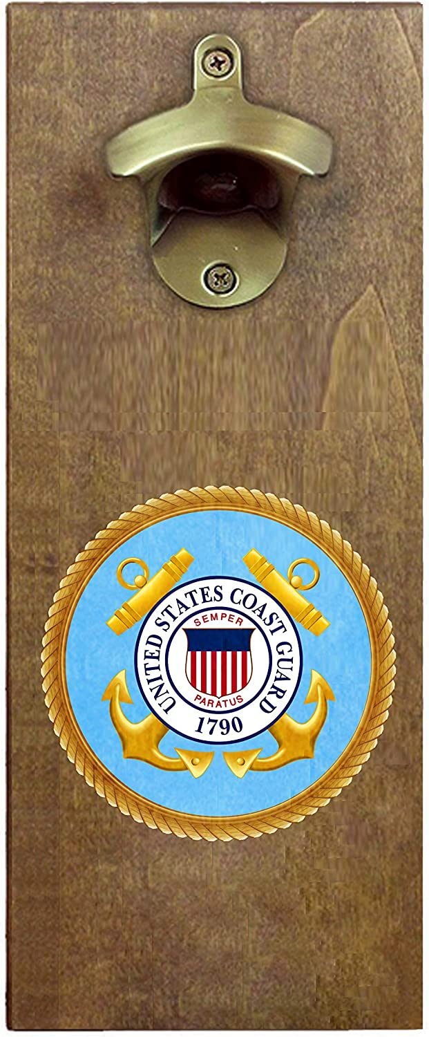 Ranking TOP5 Torched US Coast Guard Magnetic Beer Opener Catc Cap Bottle with High material