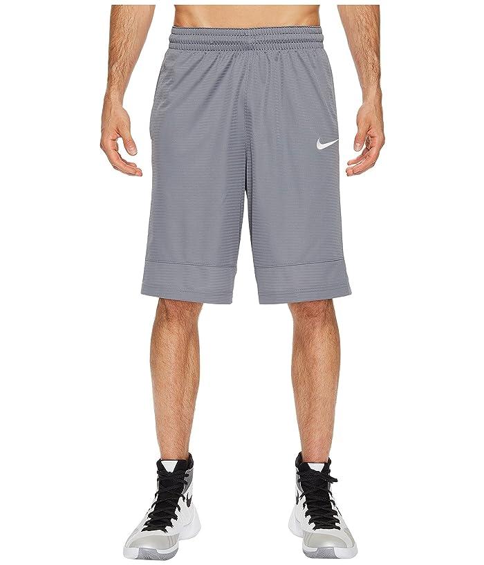 Nike Fastbreak Basketball Short (Cool Grey/Black) Men
