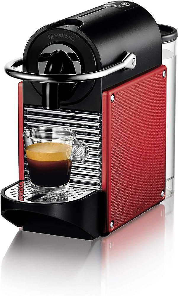 De`longhi nespresso pixie,macchina per caffè espresso, 1260 w 0132191843