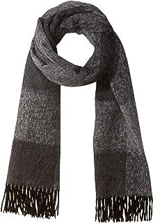 J.Lindeberg Men's Oversized Plaid Wool Scarf