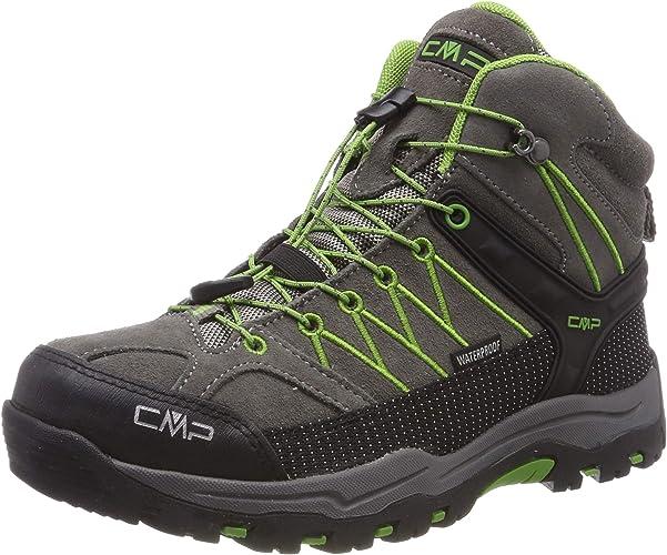 CMP Rigel Mid, Chaussures de Randonnée Hautes Mixte Adulte