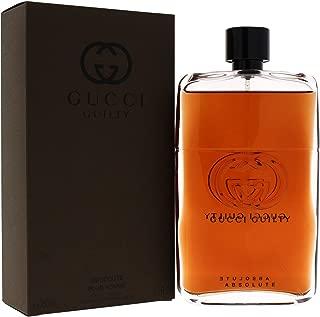 Gucci Guilty Absolute pour Homme by Gucci for Men - Eau de Parfum, 150 ml
