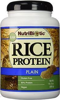NutriBiotic Vegan Rice Protein, 1 lb. 5 oz (600 g)
