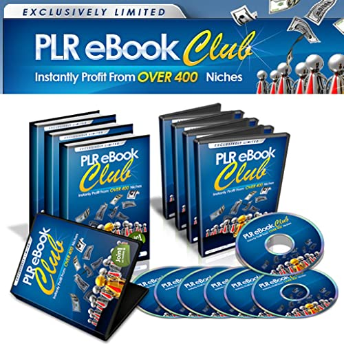 PLR Ebook Club : Top Quality Private Label Products & Training - 2011