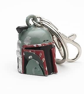 Rock Rebel Star Wars Boba Fett Keychain