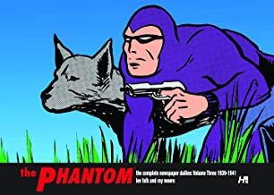 The Phantom: The Complete Newspaper Dailies Volume 3