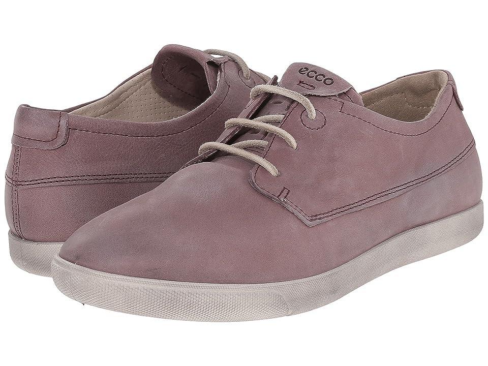 ECCO Damara II Tie (Dusty Purple) Women