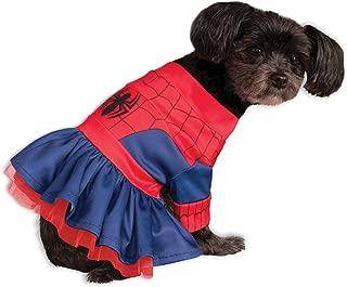 Rubie's Costume Company Marvel Classic/Marvel Universe Spider-Girl Pet Costume