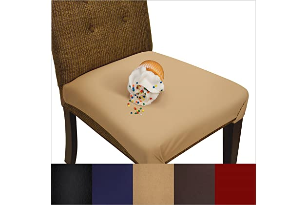 Amazon.com: SmartSeat Dining Chair Cover and Protector ...