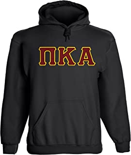 Fashion Greek Pi Kappa Alpha Twill Letter Hoody