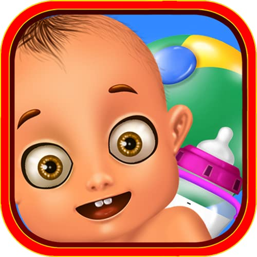 Newborn Baby Care - Girls Game : a wonderful baby care simulation game - your kids can play at being mommy!