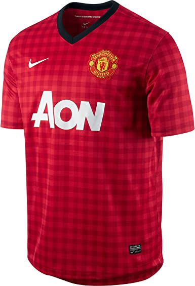 Camisa Manchester United Jersey Shirt Maillot Maglia (XL ...