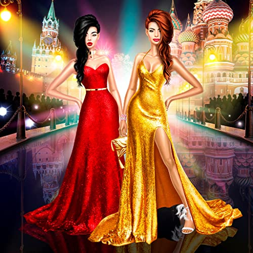 Fashion Dress Up - Contest Games for Girls