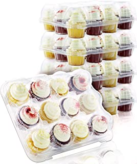 Best 12 pack cupcake containers Reviews