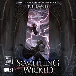 Something Wicked: The Chronicles of Breed: Book 3