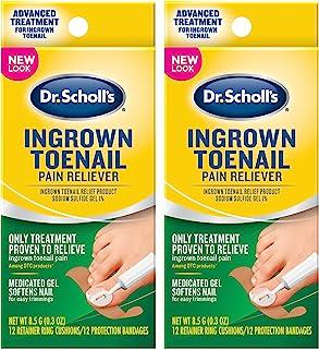 Dr. Scholl's Ingrown Toenail Pain Reliever