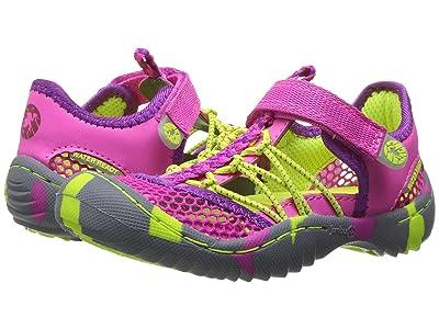 Jambu Kids Everly (Toddler/Little Kid/Big Kid) (Pink/Neon) Girls Shoes