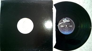 Michael Jackson: Thriller (5:56 Stereo Version) B/w Thriller (5:56 Stereo INSTRUMENTALVersion)