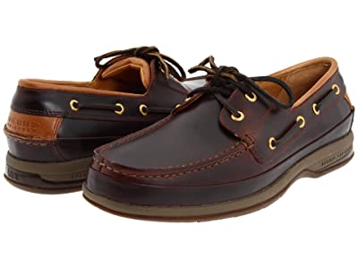 Sperry Gold Cup Boat w/ASV (Amaretto) Men