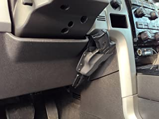 Gold Star Under The Steering Column Holster for Taurus Judge 3