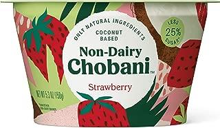 Chobani Non-Dairy, Coconut Blend, Strawberry 5.3oz