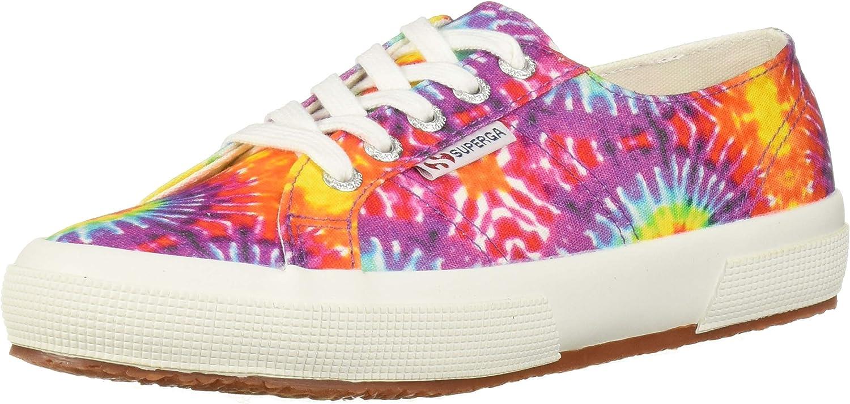 Superga Women's 2750-fabricfantiedyew Sneaker