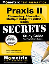 Best praxis 2 5031 study guide Reviews
