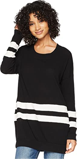 Carla Long Sleeve Striped Top