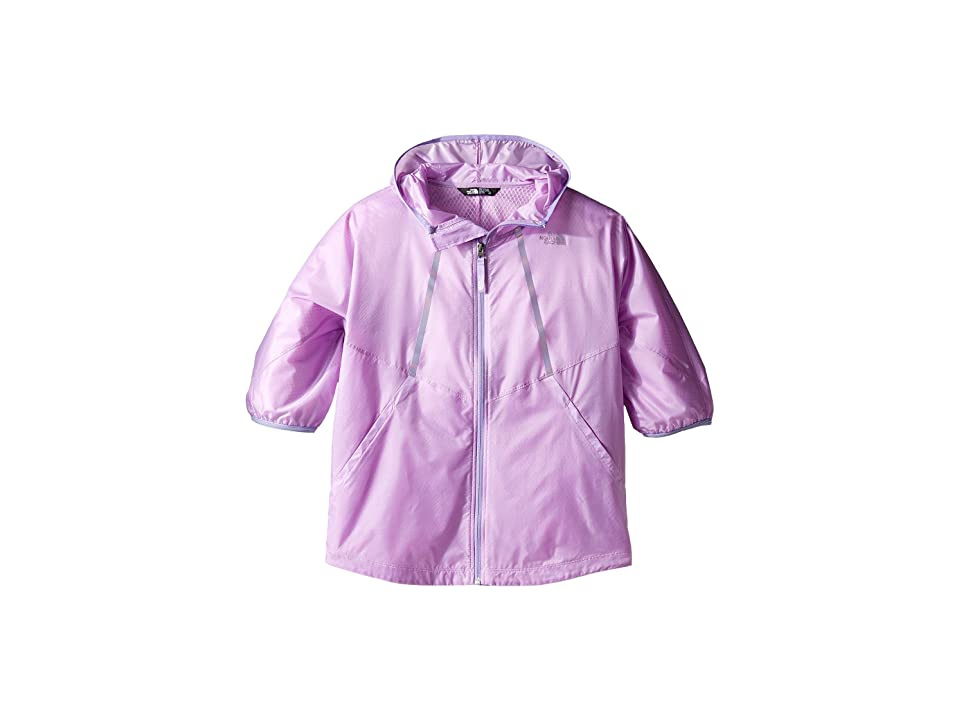The North Face Kids Flyweight Capelette (Little Kids/Big Kids) (Violet Tulle (Prior Season)) Girl