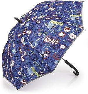 Paraguas Largo 52Cm 8 Ribs Bang Gabol
