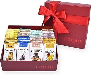 Chuao Chocolatier Share the Love Assorted Mini Gourmet Chocolate Bars Chocolate Gift Box, 36-Piece (0.39 oz. each)