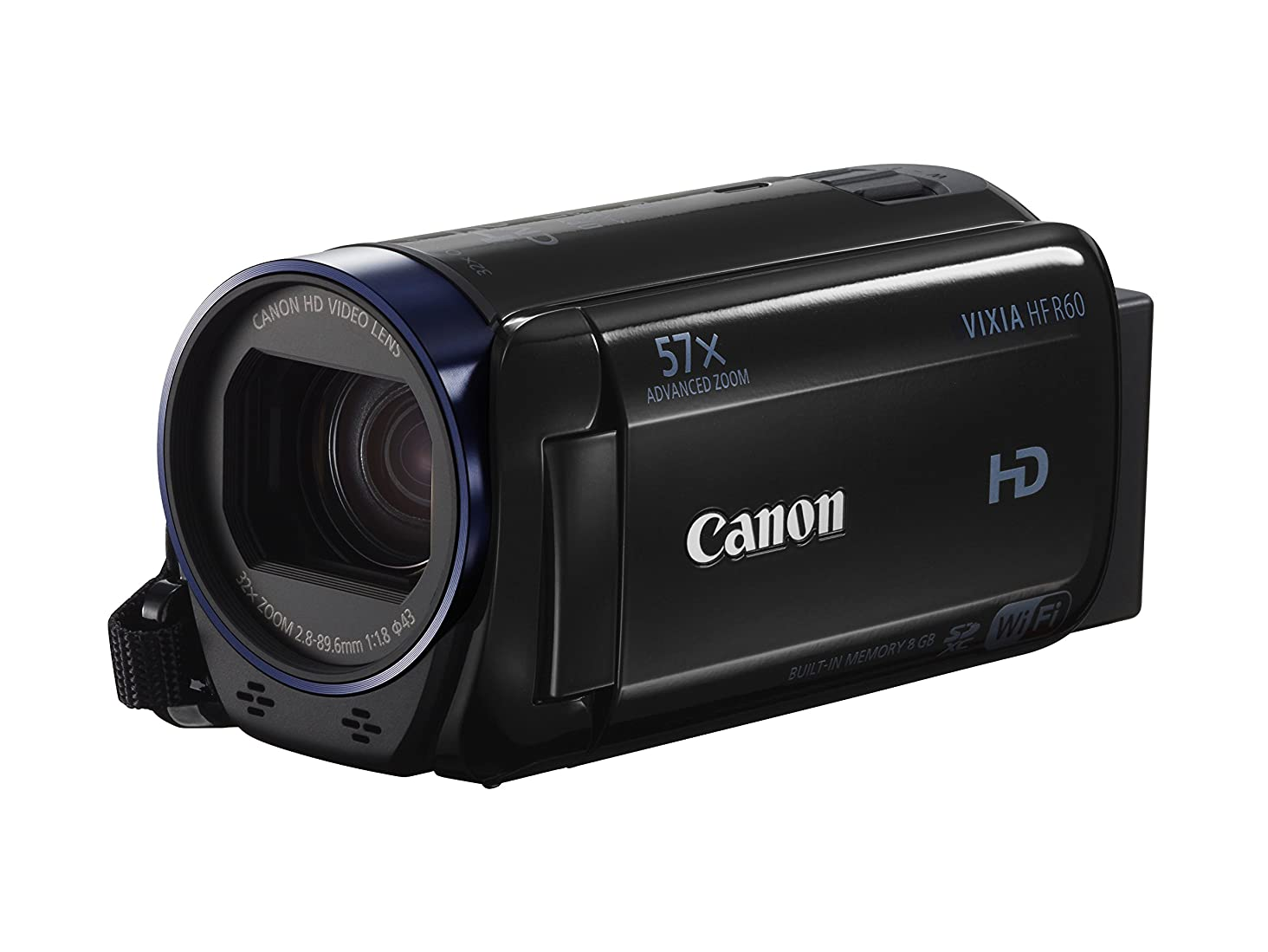 Canon VIXIA HF R60 (Discontinued by Manufacturer)