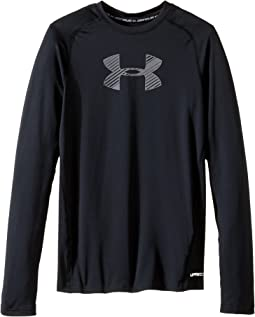 Under Armour Kids - Armour Long Sleeve (Big Kids)